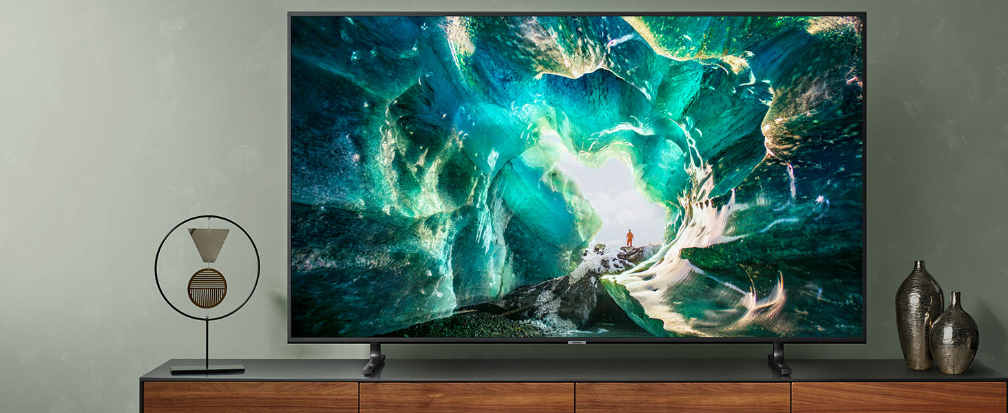 Samsung RU8009 123 Cm (49 Zoll) LED Fernseher (Ultra HD