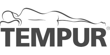 Tempur Logo grau