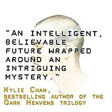 Kylie Chan, author, Dark Heavens
