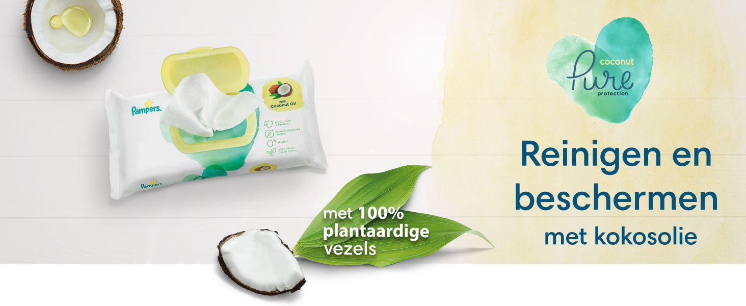 Cleanse & protect with Coconut Oil