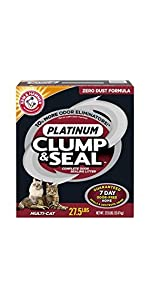 Clump & Seal Platinum