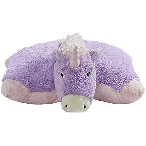 Pillow pet, unicorn, pillow