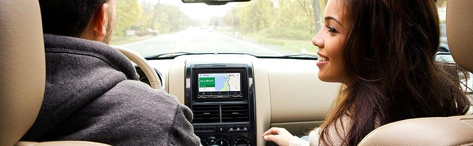 Sony'nin Yeni Dünyası - DAB +, CarPlay ve Android Auto ile XAV-AX3005