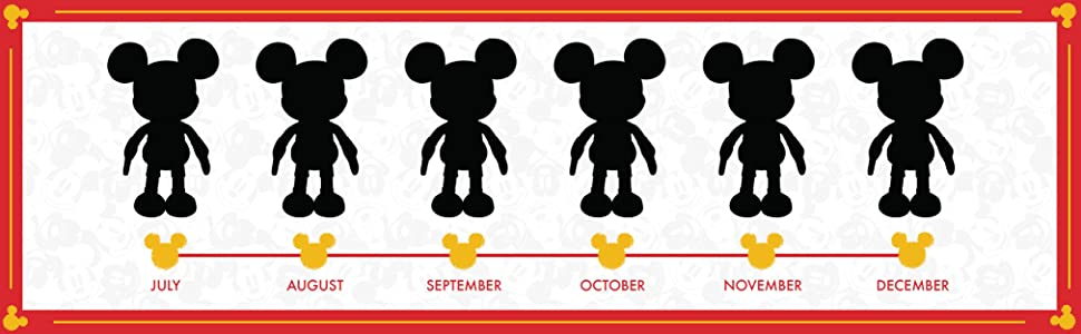 april year of the mouse mickey mouse