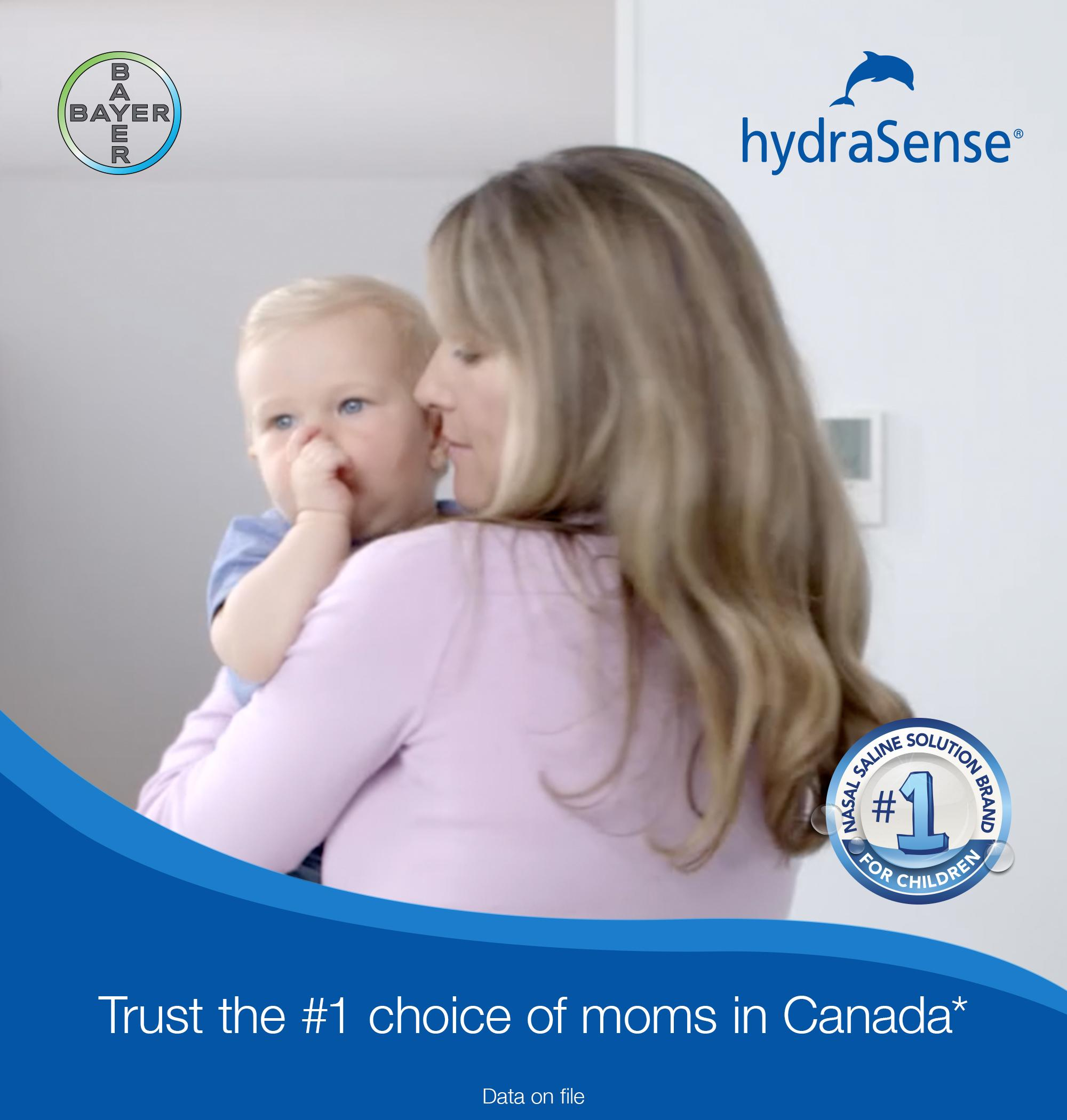 Hydrasense Nasal Aspirator Starter Kit Baby Nasal Care