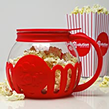 popcorn maker glass