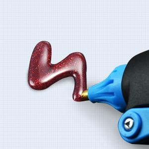 Hot glue gun Hot glue gun with sticks Hot glue guns for crafts Glue gun Hot melt glue gun