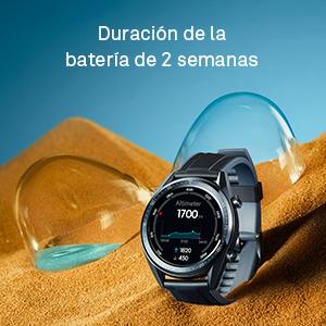 smart watch Duración de La Batería de 2 Semanas