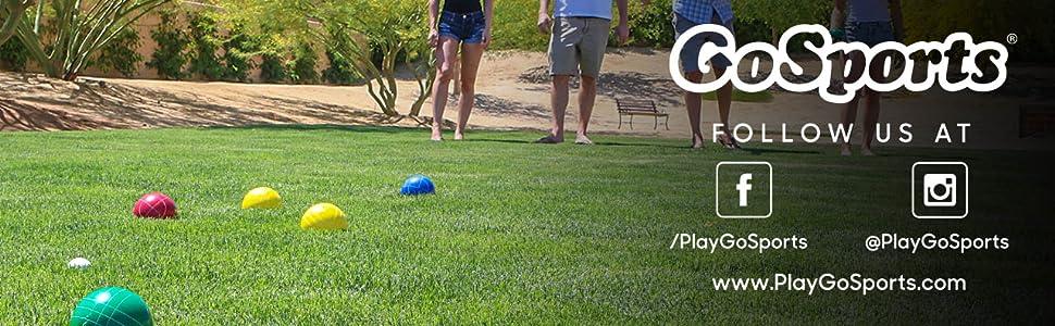 gosports bocce boccia bocci ball court lawn game hgtv backyard design yard game family fun bochee