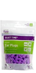 Quiet Time Ear Plugs foam Meh