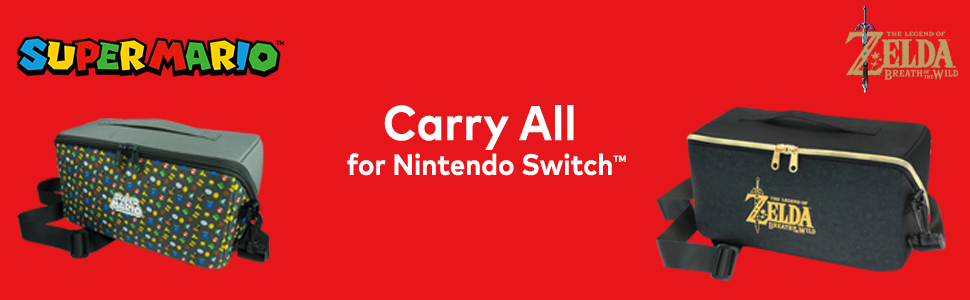 Carry All for Nintendo Switch