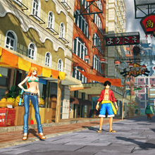 One Piece World Seeker Video Game Manga