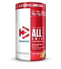 all9 amino bcaa fruit fusion rush