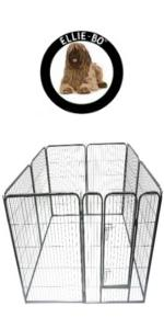 dog cage, dog crate, dog pen, puppy, play pen,