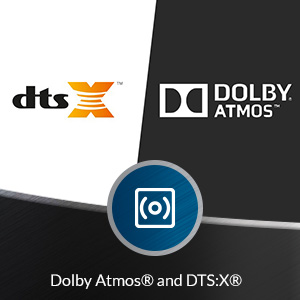 dtsx dolby atmos rz series