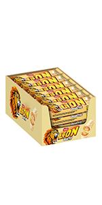 Lion White Vorratsbox