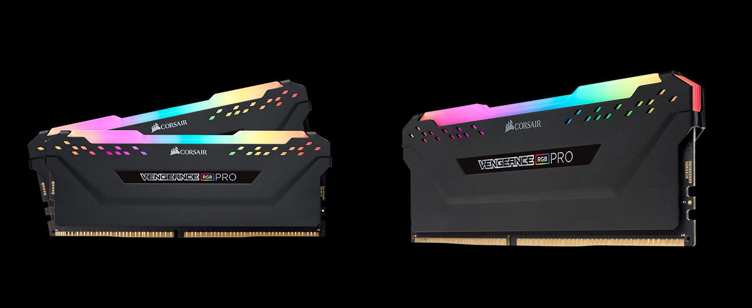 VENGEANCE RGB PRO Light Enhancement Kit — Black