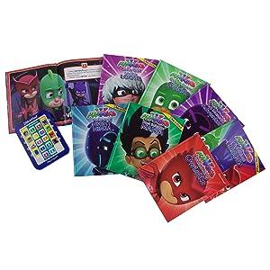 Me, reader, disney, toy, toys, book,books, childrens, story, disney, tablet, kids, pj masks,pj,masks