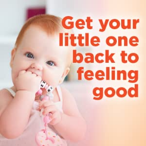 get your little one back to feeling good