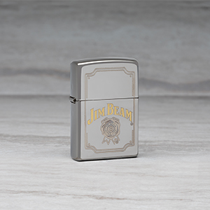 jim beam, zippo,lighter, engraved, engraving lighters, jim beam, alcohol, ronxs, namche, reusable