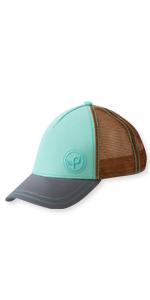 724c11097d9 Amazon.com: Pistil Women's Buttercup Trucker Hat, Coral: Sports ...