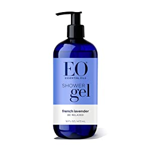 EO Essential Oil Products, EO, Essential Oils, EO Shower Gel