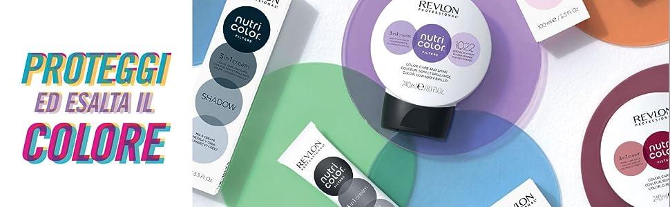 Proteggi ed esalta il colore con Nutri Color Filters!