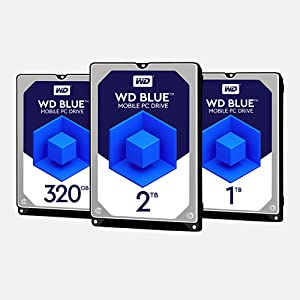 WD Blue PC HDD 2.5""