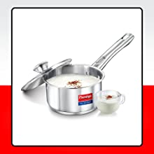 Induction Base Stainless Steel Sauce Pan