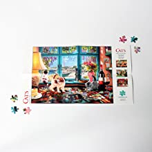bonus puzzle image poster included