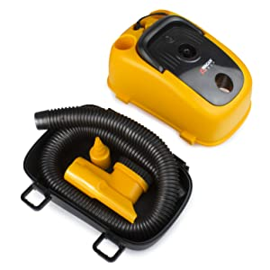 Wet/Dry AutoVac, wet and dry car vacuum, car vac, car vacuum, car vaccum, 12v wet vac, 12v shop vac
