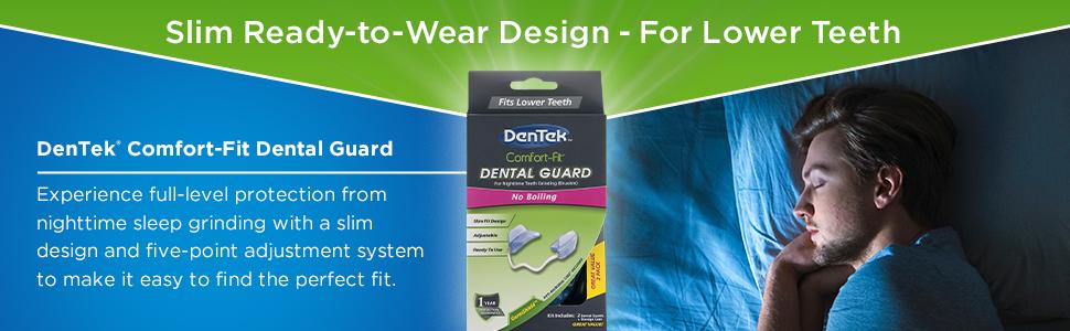 Dentek Comfort Fit Guards