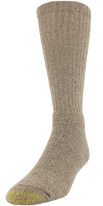 GOLDTOE Harrington; sock; dress sock; cushion sock