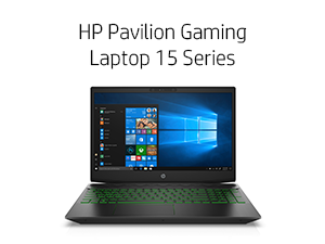HP Pavilion Gaming Laptop 15 Series