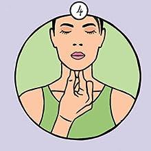 self-help, holistic, healing, massage, chakras, reflexology, acupressure, workouts, exercises, guide