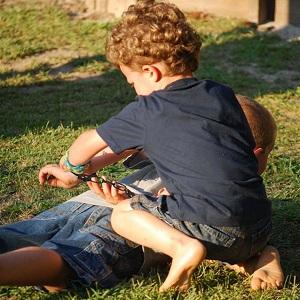 Metal Handcuff Hand Cuffs Police Fancy Dress Children Pretend Role Play Kids Toy