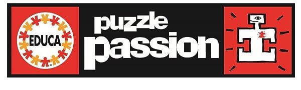 Educa Borras - Genuine Puzzles, Puzzle 1.000 piezas, Especias (15524): Amazon.es: Juguetes y juegos