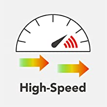 High speed graphic