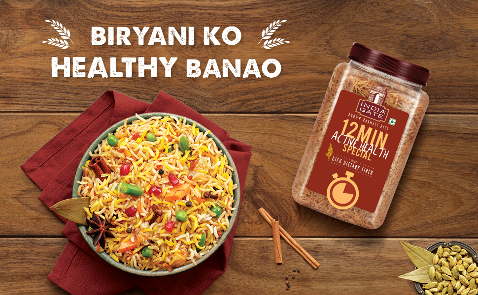 India Gate Basmati Brown Rice