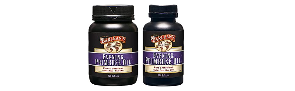 Evening Primrose Oil, Gamma-Linolenic Acid, Healthy hair scalp and nails