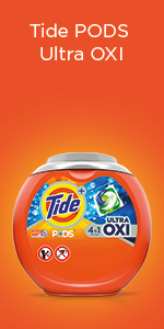 Tide PODS Ultra Oxi