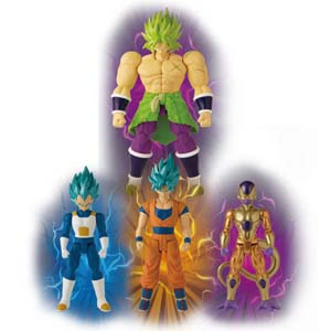 dragon ball, figuras, limit breaker, coleccionismo, dragon stars, goku, vegeta, freezer, broly