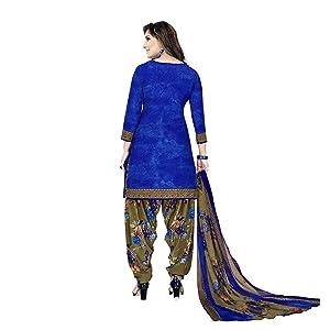 Rajnandini Women's cotton Dress Material