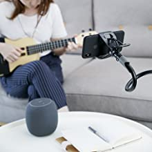 phone holder for video recording