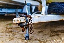 rust inhibitor corrosion inhibitor trailer hitch