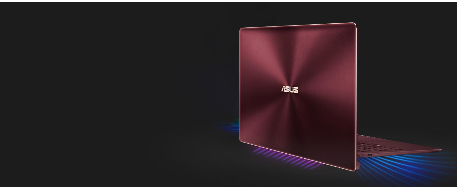 ZenBook S UX391cooling