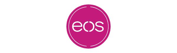 eos, lip balm, shea butter, logo