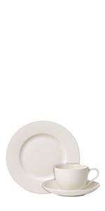 Copa de vino tinto · Cafetera/Tetera · Cubertería · Plato de desayuno · Servicio de café · Cuenco para pasta