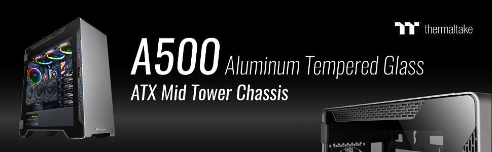 Thermaltake A500 ATX Computer Case