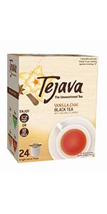 vanilla chai tea pods